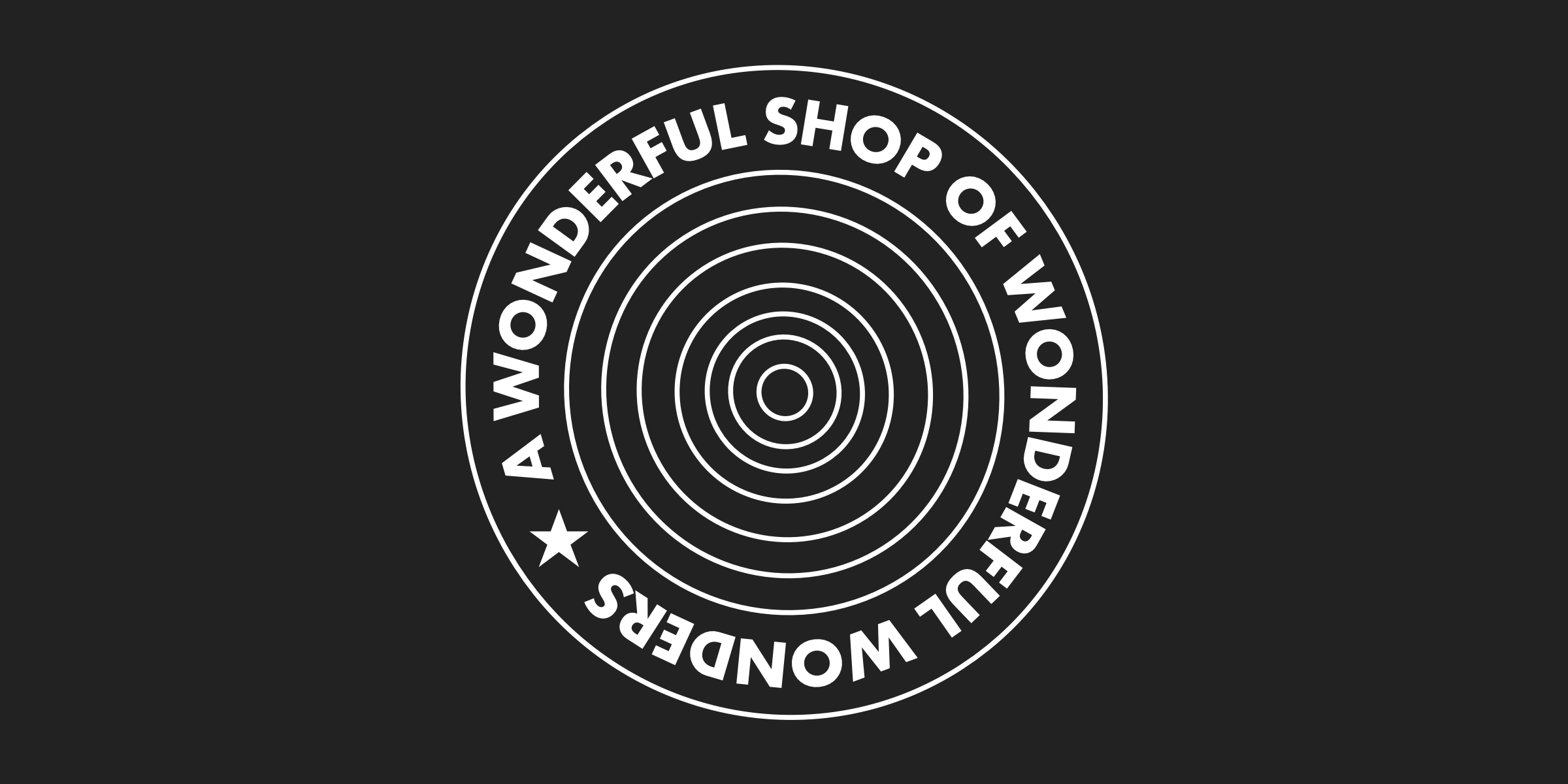 "Introducing ""A Wonderful Shop of Wonderful Wonders"""